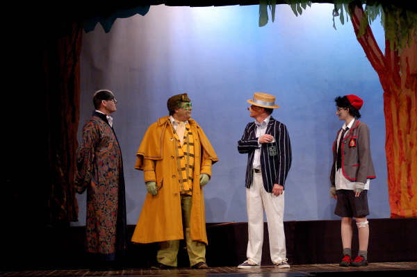 Wind in the Willows, December 2007
